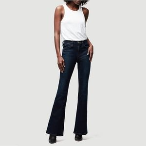 NWT Frame Le High Flare Jeans Sutherland 29 #3335